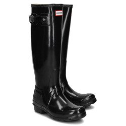 Hunter Original Gloss Tall - Kalosze Damskie - W23616
