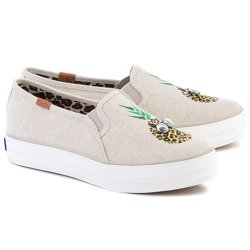 Keds Triple Deck Eyes - Półbuty Damskie - WF54944