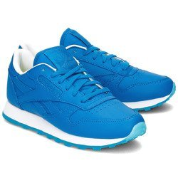 Reebok Classic Leather Face - Sneakersy Damskie - BD1326