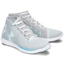 Under Armour Street Precision RLXD - Sportowe Damskie - 1285418-703