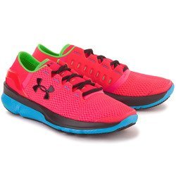 Under Armour W Speedform Turbulence - Sportowe Damskie - 1289791-963