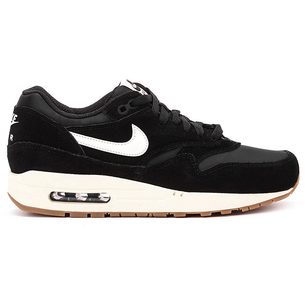nike air max 1 essential czarne damskie. Black Bedroom Furniture Sets. Home Design Ideas